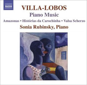 Villa Lobos:Vol 7 Piano Music - (Import CD)