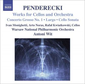 Penderecki:Works for Cellos & Orch - (Import CD)