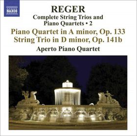 Reger:Vol 2 Complete String Trios & P - (Import CD)