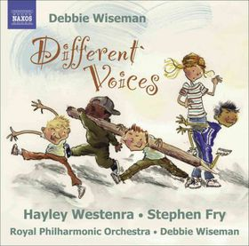 Wiseman:Different Voices - (Import CD)