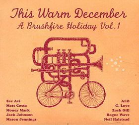 This Warm December - This Warm December - Brushfire Holidays - Vol.1 (CD)