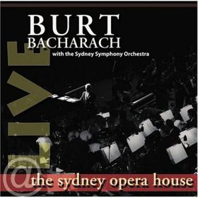Burt Bacharach - Live At The Sydney Opera House (CD)