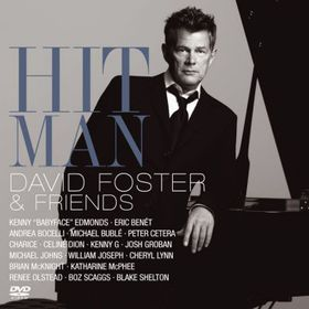 Hit Man:David Foster & Friends - (Import CD)