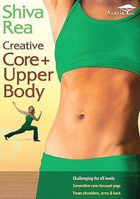Shiva Rea:Creative Core Plus Upper Bo - (Region 1 Import DVD)