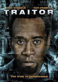 Traitor - (Region 1 Import DVD)