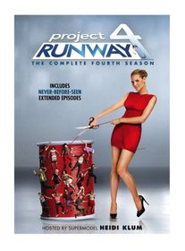 Project Runway:Complete Fourth Season - (Region 1 Import DVD)
