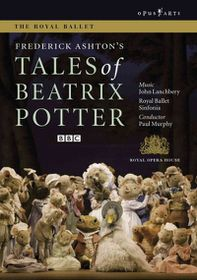 Lanchberry / Hewitt / Cervera / Howells / Ashton - Tales Of Beatrix Potter / (ws Sub Dts) (DVD)