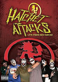 Hatchet Attacks:Live from Red Rocks - (Region 1 Import DVD)