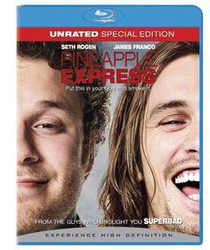Pineapple Express - (Region 1 Import Blu-ray Disc)