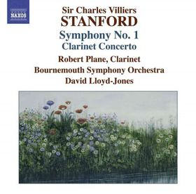 Stanford: Symp No 1/clarinet Conc - Symphony No.1 / Clarinet Concerto (CD)