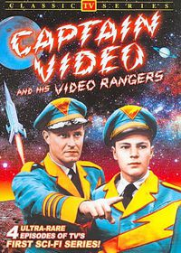 Captain Video and His Video Rangers - (Region 1 Import DVD)