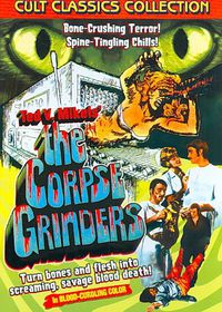 Corpse Grinders Collection (Corpse Gr - (Region 1 Import DVD)