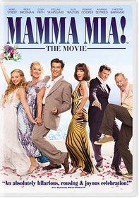Mamma Mia:Movie - (Region 1 Import DVD)