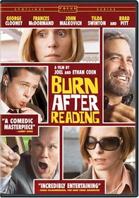 Burn After Reading - (Region 1 Import DVD)