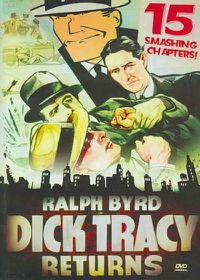 Dick Tracy Returns - (Region 1 Import DVD)
