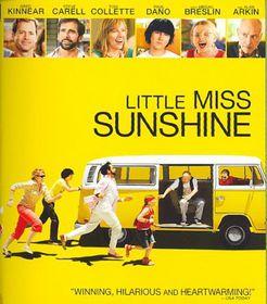 Little Miss Sunshine - (Region A Import Blu-ray Disc)