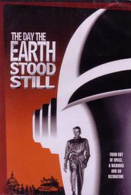 The Day the Earth Stood Still (1951) (Single Disc) - (DVD)
