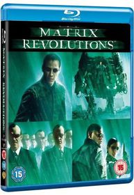 Matrix Revolutions (Blu-ray)