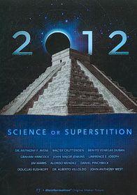 2012:Science or Superstition - (Region 1 Import DVD)