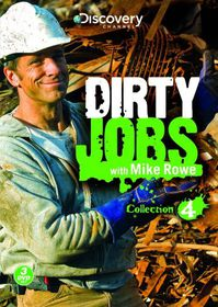 Dirty Jobs 4 - (Region 1 Import DVD)