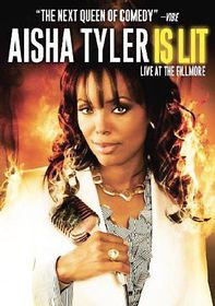 Aisha Tyler is Lit:Live at the Fillmo - (Region 1 Import DVD)