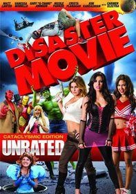 Disaster Movie - (Region 1 Import DVD)