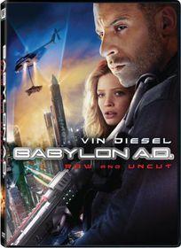 Babylon A.D. - (Region 1 Import DVD)