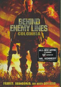 Behind Enemy Lines:Colombia - (Region 1 Import DVD)