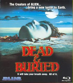 Dead & Buried - (Region A Import Blu-ray Disc)