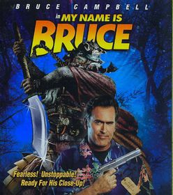 My Name is Bruce - (Region A Import Blu-ray Disc)