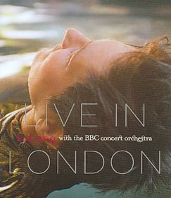 Live with BBC Orchestra - (Region A Import Blu-ray Disc)