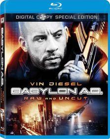 Babylon AD - (Region A Import Blu-ray Disc)