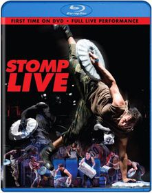 Stomp Live - (Region A Import Blu-ray Disc)