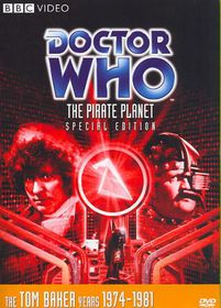 Doctor Who:Pirate Planet Special Edit - (Region 1 Import DVD)