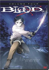 Blood Plus Vol 4 - (Region 1 Import DVD)