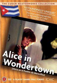 Alice in Wondertown - (Region 1 Import DVD)