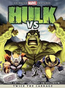 Hulk Vs (Special Edition) - (Region 1 Import DVD)