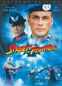 Street Fighter (Extreme Edition) - (Region 1 Import DVD)