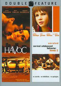 Havoc/Normal Adolescent Behavior - (Region 1 Import DVD)