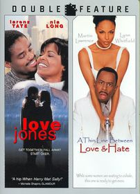 Love Jones/Thin Line Between Love & H - (Region 1 Import DVD)
