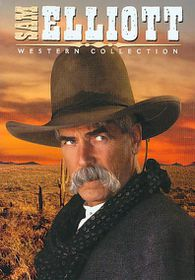 Sam Elliot Westerns Collection - (Region 1 Import DVD)