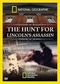Hunt for Lincoln's Assassin - (Region 1 Import DVD)