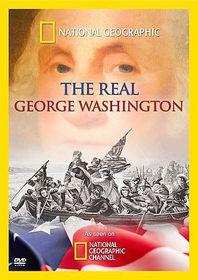Real George Washington - (Region 1 Import DVD)