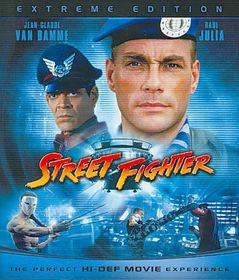 Street Fighter (Extreme Edition) - (Region A Import Blu-ray Disc)