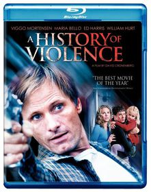 History of Violence - (Region A Import Blu-ray Disc)
