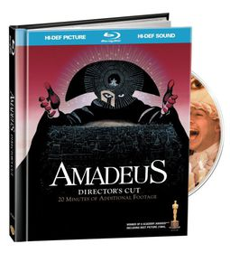 Amadeus - (Region A Import Blu-ray Disc)