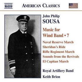 Sousa: Music For Wind Band Vol 7 - Music For Wind Band - Vol.7 (CD)