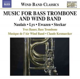Bass Trombone & Wind Band Music - Bass Trombone & Wind Band Music (CD)