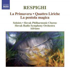 Respighi: Primavera - Primavera (CD)