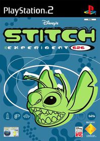 Disneys Stitch Experiment 626 - (PS2)